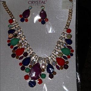 Beautiful color necklace